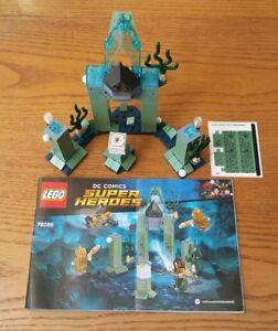 New-Lego-76085-super-heroes-dc-comics-aquaman-battle-of-atlantis-no-mini-figs