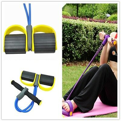 1pc Body Trimmer Gut Buster Pull-up Exerciser Tummy Belly Slimming Body Shaper