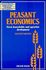 Peasant Economics: Farm Households in Agrarian Development by Frank Ellis (Paperback, 1993)