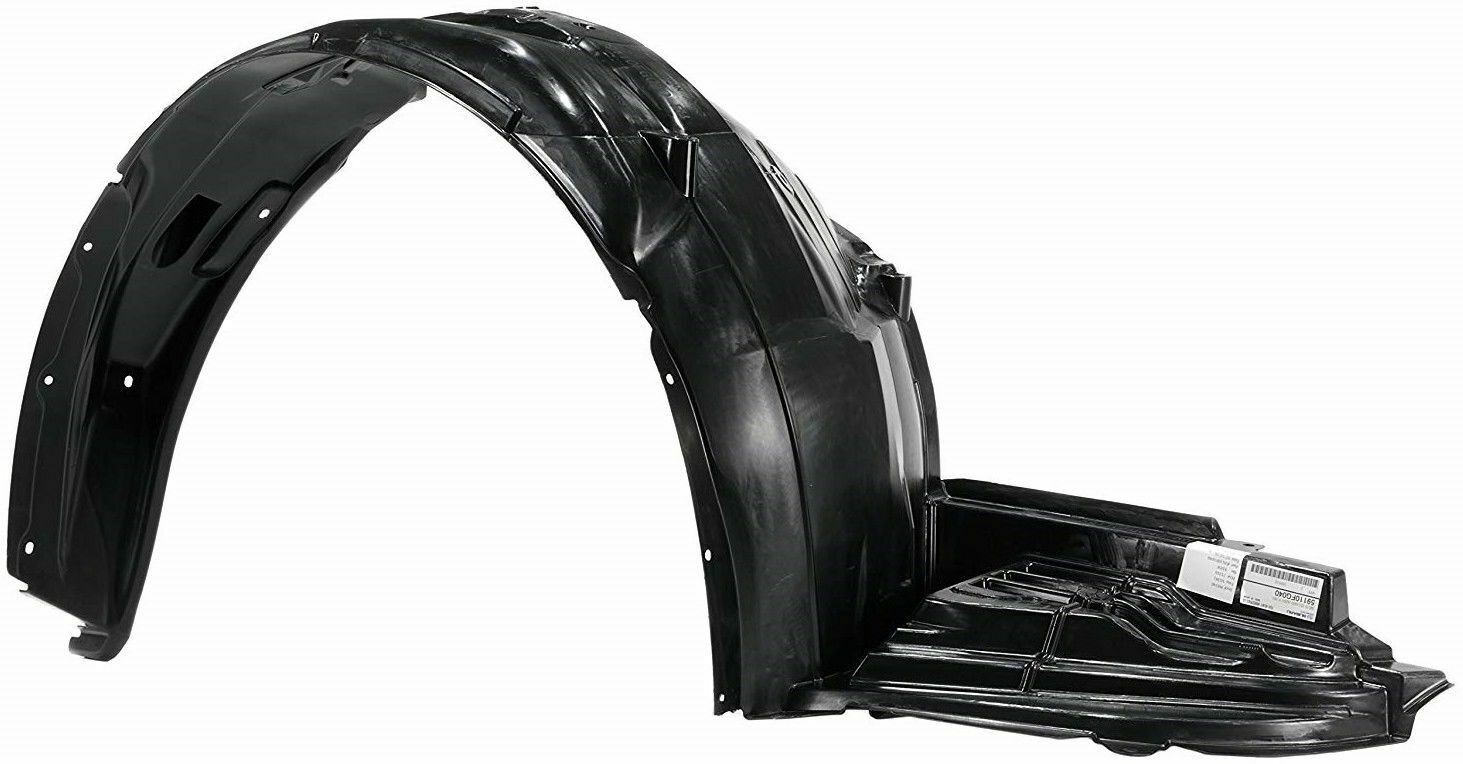Value Splash Shield Fender Liner Front Driver Left Side LH Hand For Subaru Impreza OE Quality Replacement