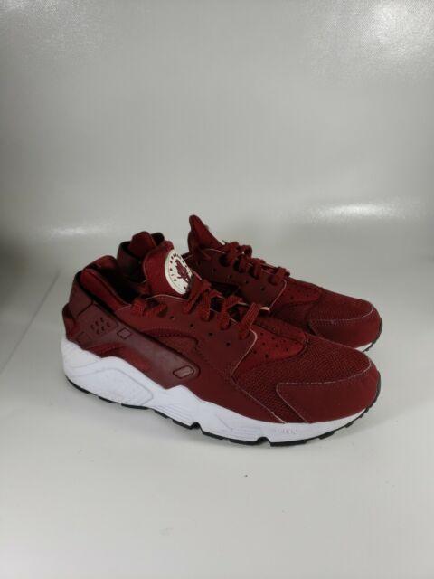 Size 9 - Nike Air Huarache Team Red - 318429-606