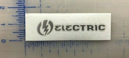 "Electric Decal 3.5/"" 4.5/"" 5.5/"" Vinyl Window Bumper Laptop Cup Car Snowboarding Ge"
