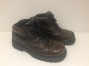 In Dr Uk5 Made Vintage Ankle Martens Womens England Eu38 Boots 9234 Hiking wX8qCC
