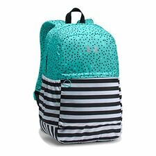 680c8b45fd95 Under Armour Girls Favorite Backpack Blue Infinity black 7066 for ...
