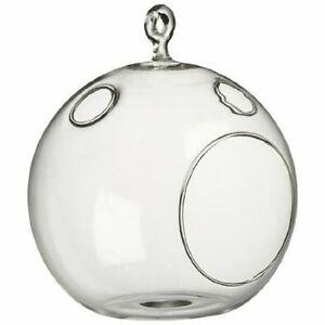 Glass Terrarium 4 Round Ebay