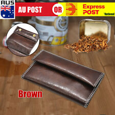 High Quality Faux Leather Tobacco Pouch Smoke Lover