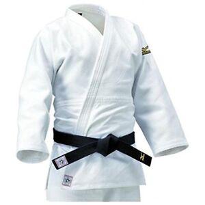 MIZUNO Judo Gi Jacket Uniform 2017 Japan National Team Model 22JM6A2001 Size3.5Y