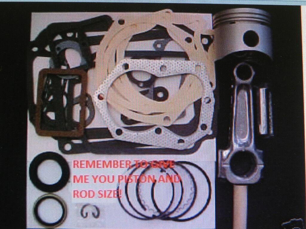 Motor reconstruir Kit se ajusta Kohler 14 Hp K321 M14