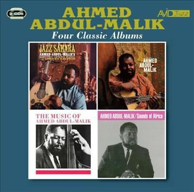 AHMED ABDUL-MALIK - JAZZ SAHARA/EAST MEETS WEST/THE MUSIC OF AHMED ...