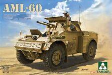 Takom 2084 Aml-60 French Light Armoured Car 1/35 OBSP