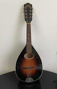 Vintage Levin Mandolin Model 54 (1958) Made in Sweden
