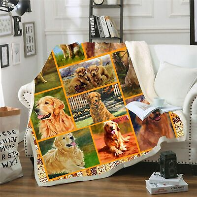 Funny US Dollars 3D Print Sherpa Blanket Sofa Couch Quilt Cover throw blanket