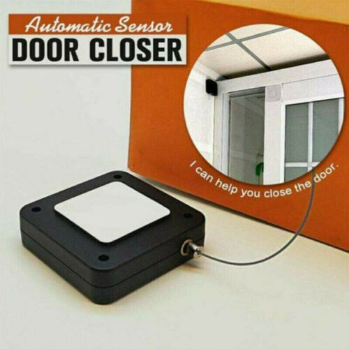 BEST Punch-free Automatic Sensor Door Closer