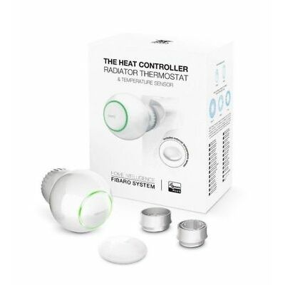 FIBARO - The Heat Controller Thermostat Starter Kit RTSP