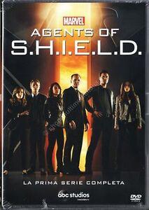 Marvel-Agents-Of-S-H-I-E-L-D-Serie-Tv-1-Stagione-Cofanetto-6-Dvd-Nuovo