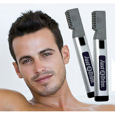 All in one Personal Trimmer Head to Toe Groomer Micro Touch Hair Removal Kit Max