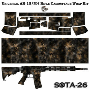 ES-CAMO-SOTA-Wrap-Vinyl-Skins-for-Rifle-6-patterns-Camouflage-for-Gun