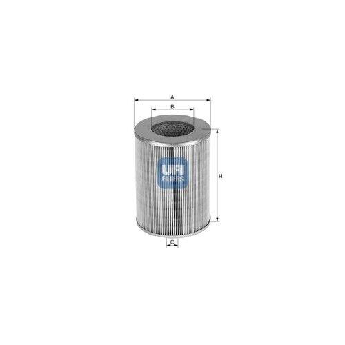 Original ufi Filtre à air smart