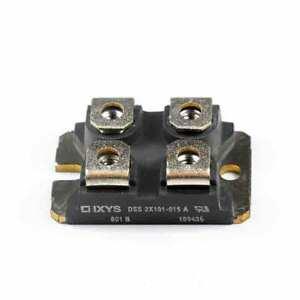 1PCS DSEP2X101-04A DIODE MODULE 400V 100A SOT227B