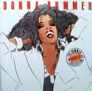 Donna-summer-summer-collection-Greatest-Hits-1985