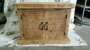 NEW-SOLID-WOOD-RUSTIC-CHUNKY-PLANK-TV-UNIT-WOODEN-STORAGE-CUPBOARD-MADE-TO-ORDER