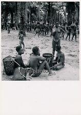 MOYEN-CONGO c. 1940 - Fort-Rousset Marché aux Palmistes - PA38