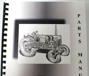 Massey-Ferguson-MF-421-Corn-Heads-Parts-Manual