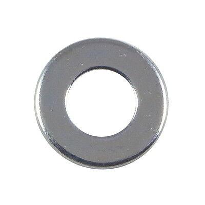 Unterlegscheiben M4 U-Scheiben (VE=100 Stück) Stahl verzinkt 855819