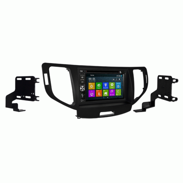 DVD CD GPS Navigation Bluetooth Multimedia Player Radio