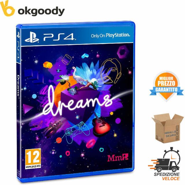 SONY PS4 GIOCO DREAMS ITALIA