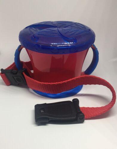 Secure-A-giocattolo-strap su-Passeggino-Seggiolino auto cinturini-DRINK CUP-DUMMY CLIP