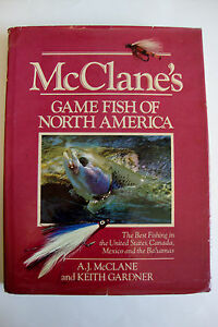 McClane's Game Fish of North America, McClane, A. J.; Gardner, Keith