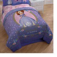 Sofia The Firsttwin Comforter+shamdisney Juniordisney Store2013