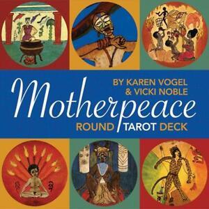 Motherpeace Round Tarot Card Deck, by Karen Vogel & Vicki Noble!