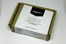AmazonBasics Wireless Computer Mouse With Nano Receiver - Black