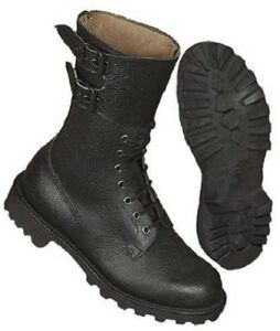 Rangers-Reglementaire-Armee-Francaise-NEUVE-taille-46-TTA-cuir-granuleux