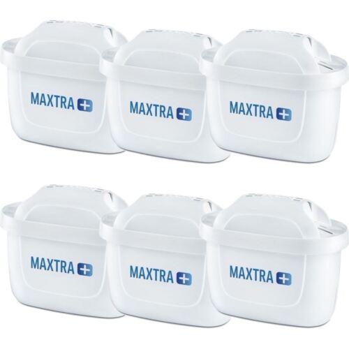6 X Brita Maxtra Plus Wasserfilter Krug Ersatz Kartuschen Nachfüllen UK Pack
