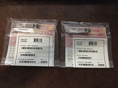 Cisco QSFP-100G-SR4-S 10-3142-01 QSFP28 850nm MMF.100GBASE-SR4.