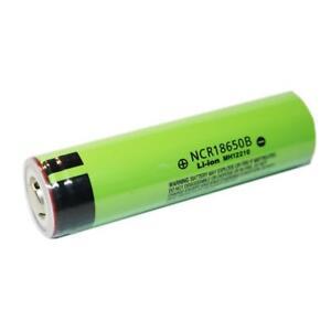 Panasonic-NCR18650B-3400mAh-18650-Rechargeable-Battery