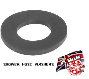 2 X 20MM arandelas de las mangueras de ducha ducha cabeza de ducha tubería Sellos Inyector Sello de fugas fix