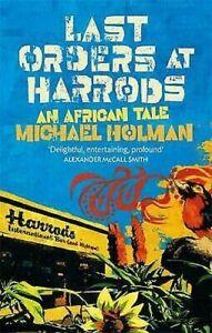 Last-ordenes-De-A-Harrods-Por-Holman-Michael