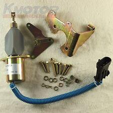 Cummins 24v Diesel Fuel Shut off Solenoid 3934177 Sa-4697-24