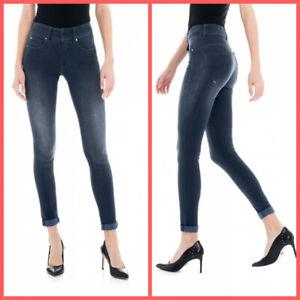 look for sale retailer most popular Details about Salsa Women's Jeans Push in secret Skinny 117895 8504 Colour  Blue Winter 2018