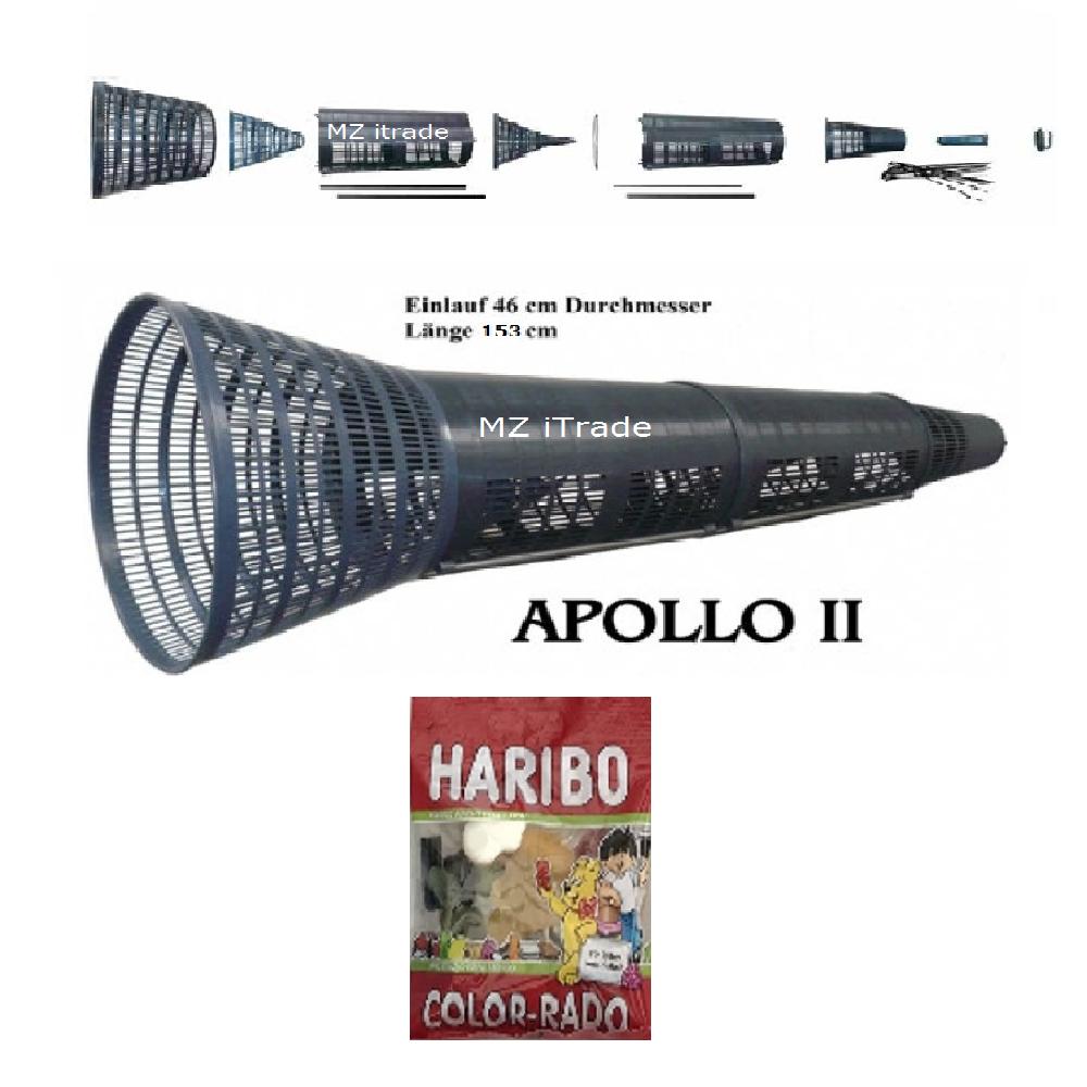 ORIG AALREUSE aalkorb cancro reuse cancro Cesto reuse Eel Crab Trap Apollo II 2 Harib