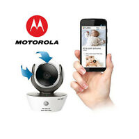 BRAND NEW Motorola MBP85CONNECT WiFi Wireless Video Baby Monitor Camera