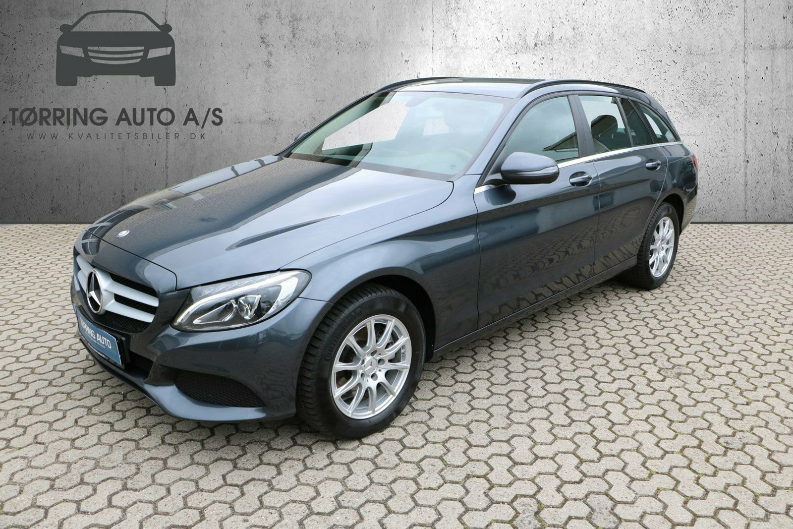 Mercedes C200 d 2,2 Business stc. aut. 5d - 259.900 kr.