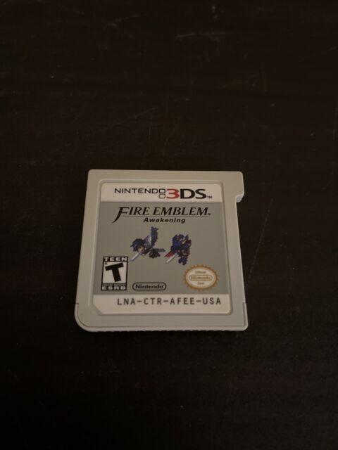 Fire Emblem: Awakening (3DS, 2013) - Cart Only