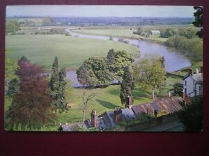 POSTCARD-HEREFORDSHIRE-ROSS-ON-WYE-FROM-THE-PROSPECT