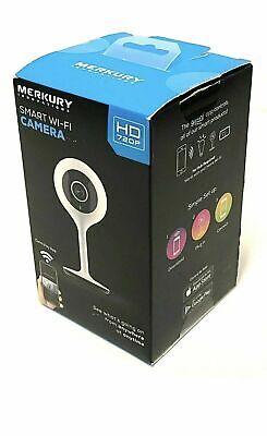 Merkury Innovations Smart Wi-Fi Camera MI-CW007-199W HD 720P ™