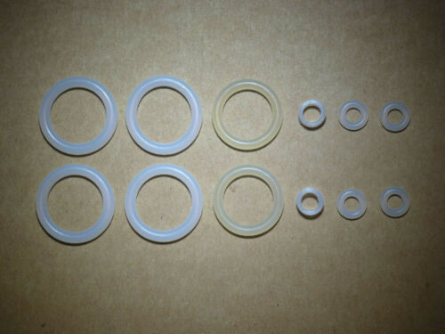 2 Exploded View w// Guide Crosman 400  Two URETHANE O-Ring Seal Kits